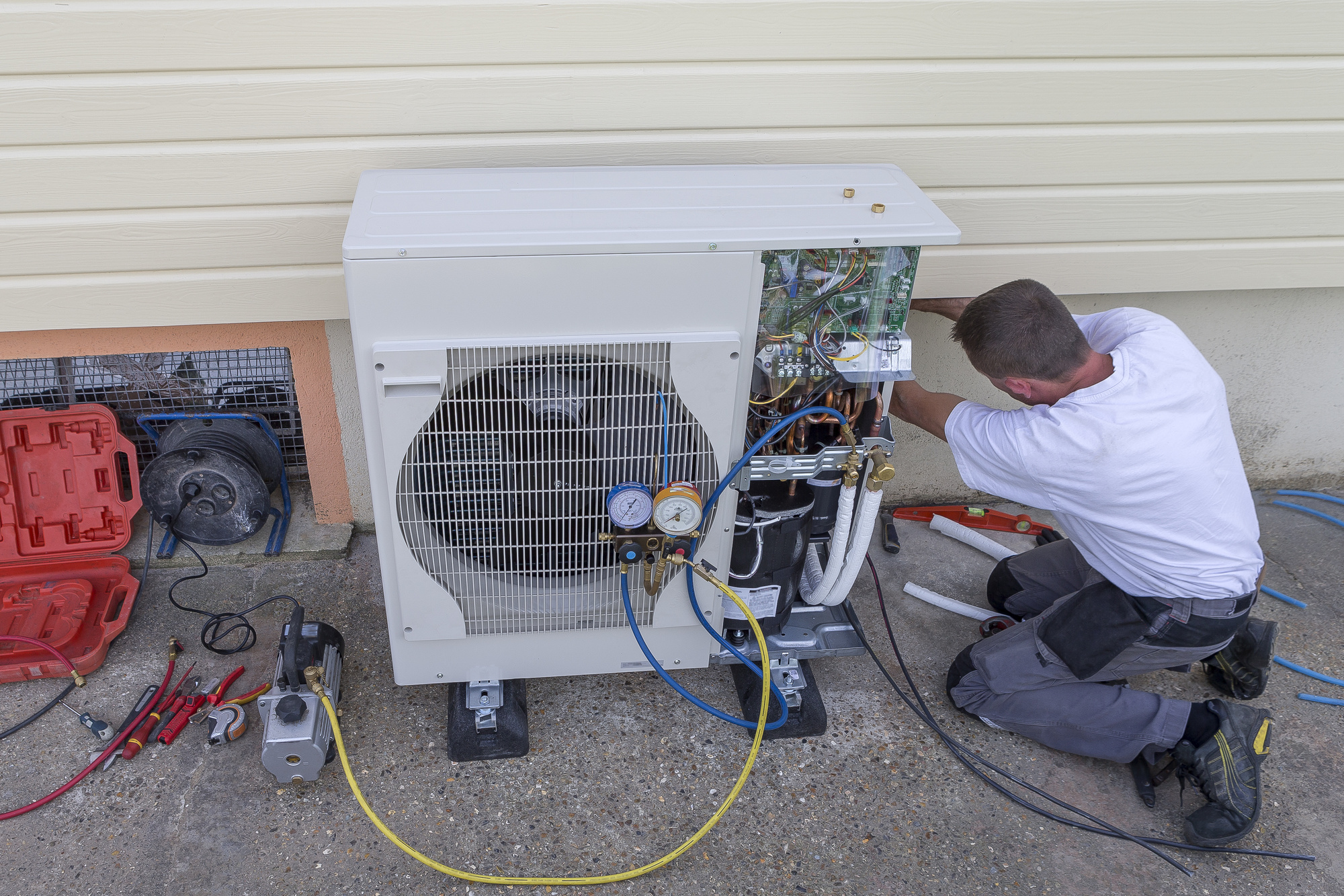 heat pump problems