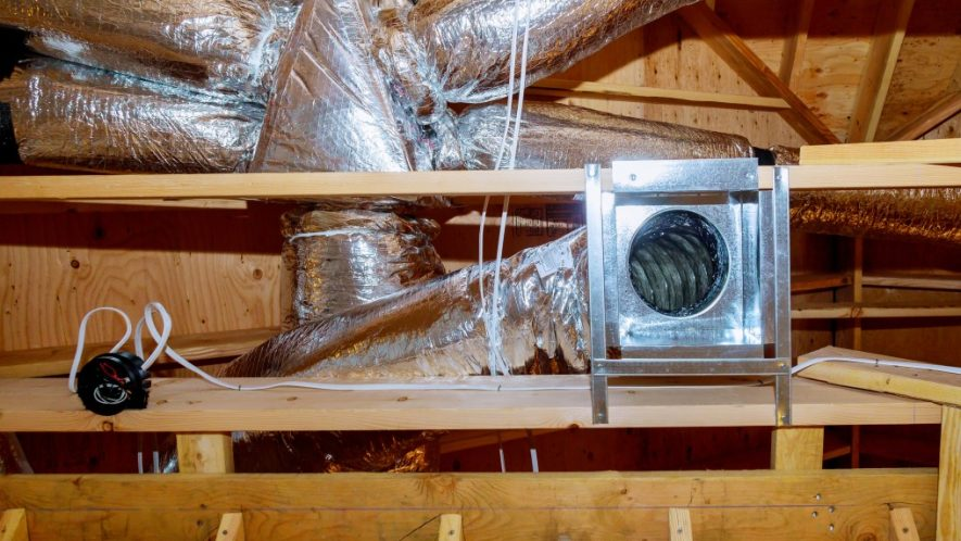 5 Benefits of Annual Air Duct Cleaning 3